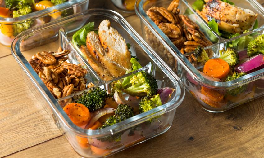 pranzo dieta chetogenica