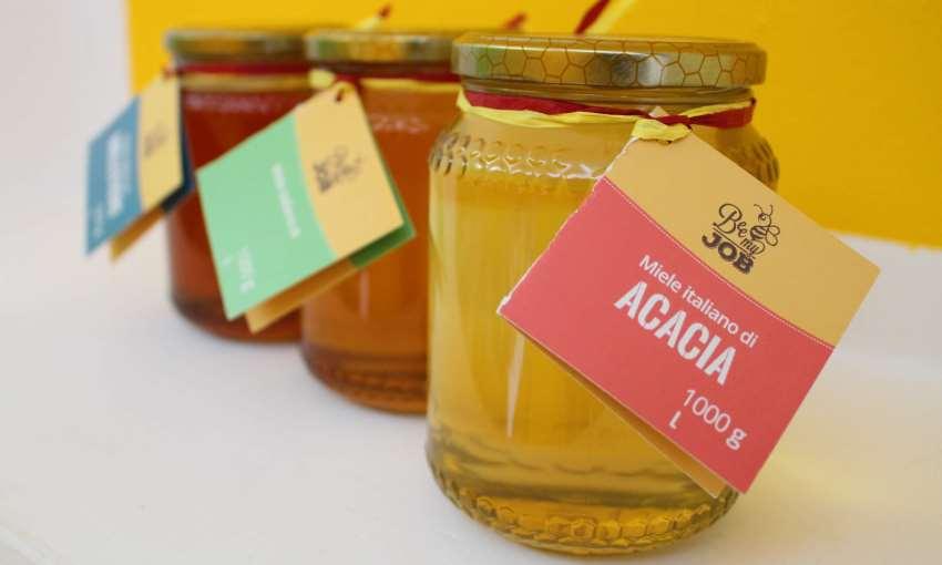 produzione miele bee my job