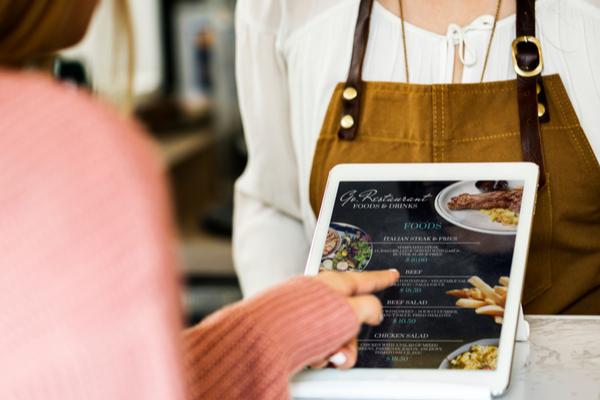 cibo e tecnologia trend
