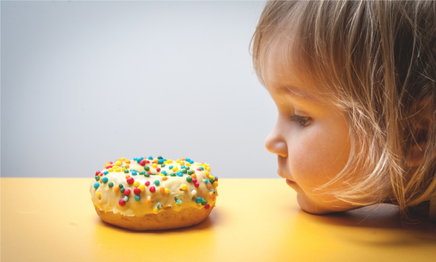 bambini e cibo