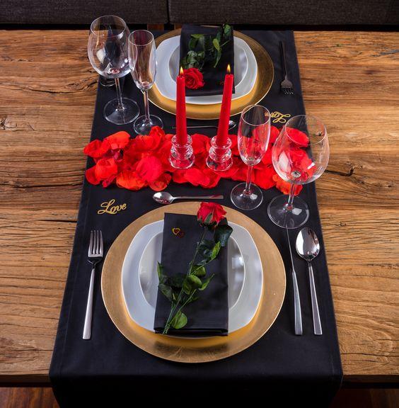 tavola nera legno