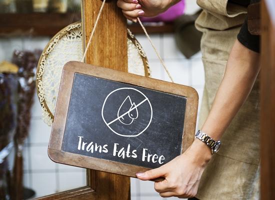trans fats free