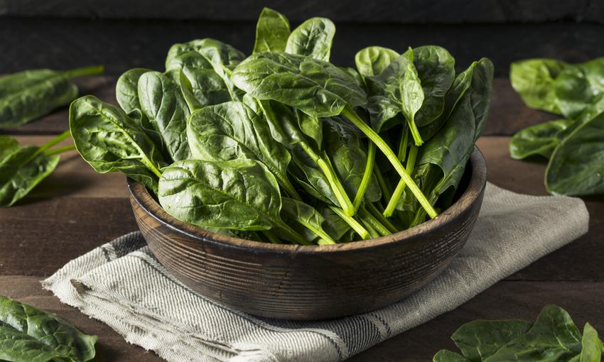valori nutrizionali spinaci