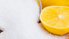 acido citrico negli alimenti