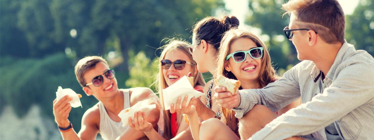 adolescenti e cibo