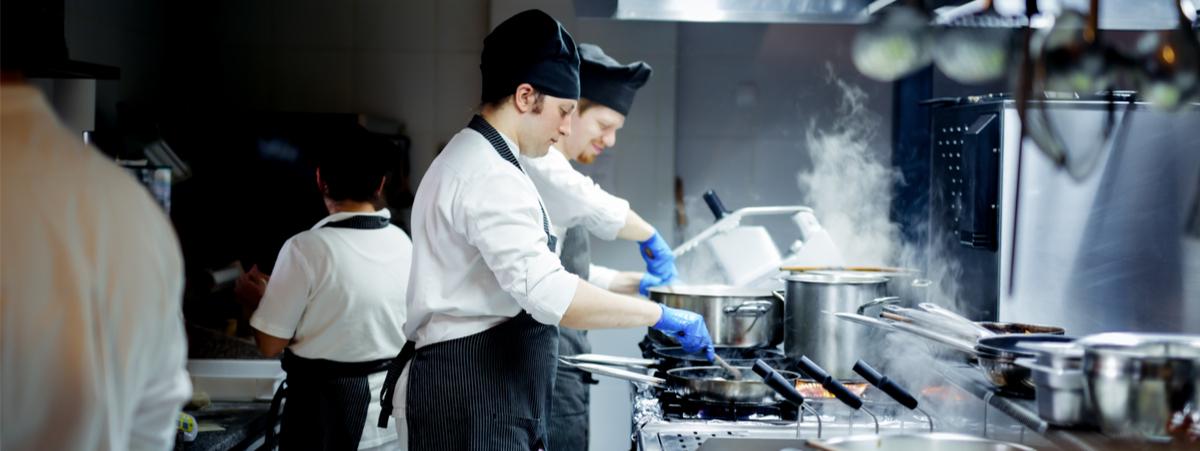 brigata di cucina
