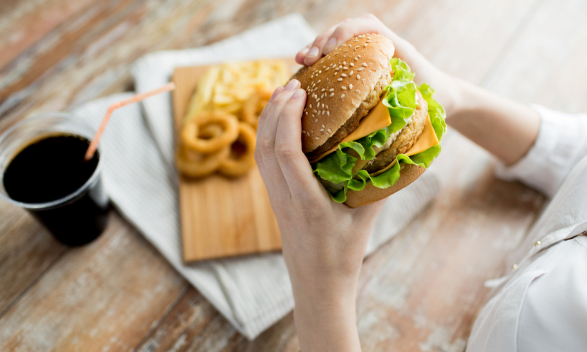 calorie cibo fast food