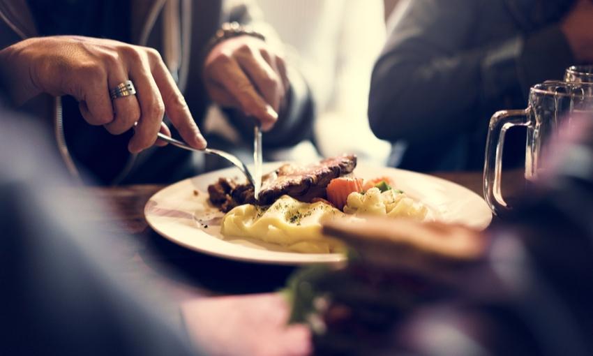 calorie cibo ristorante