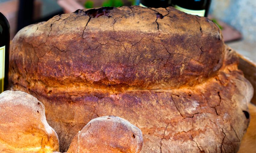 caratteristiche pane di matera