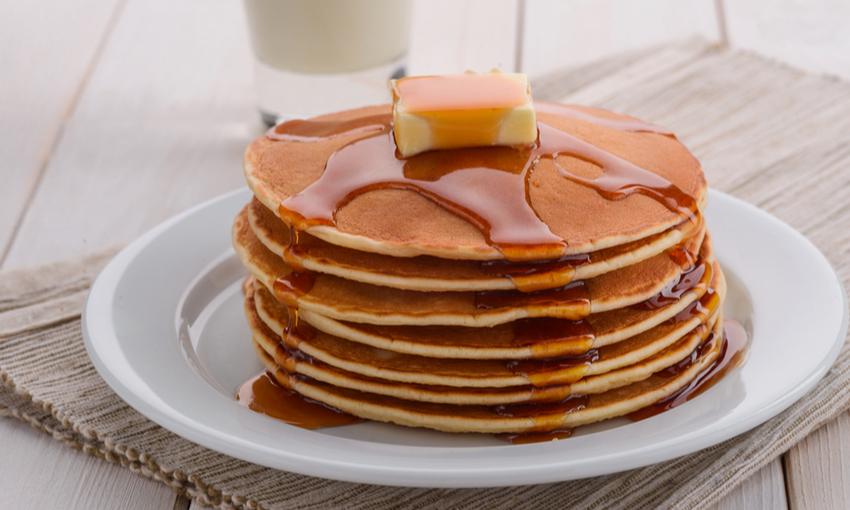 colazione pancakes