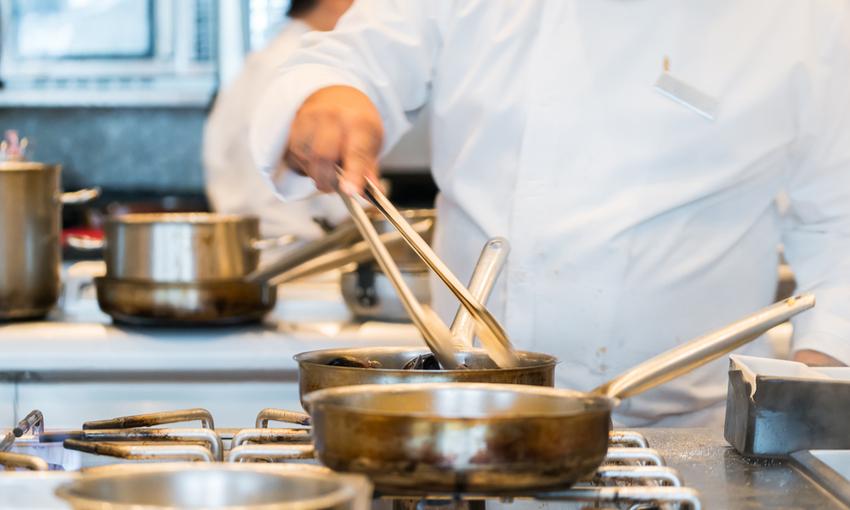 come funziona una brigata di cucina