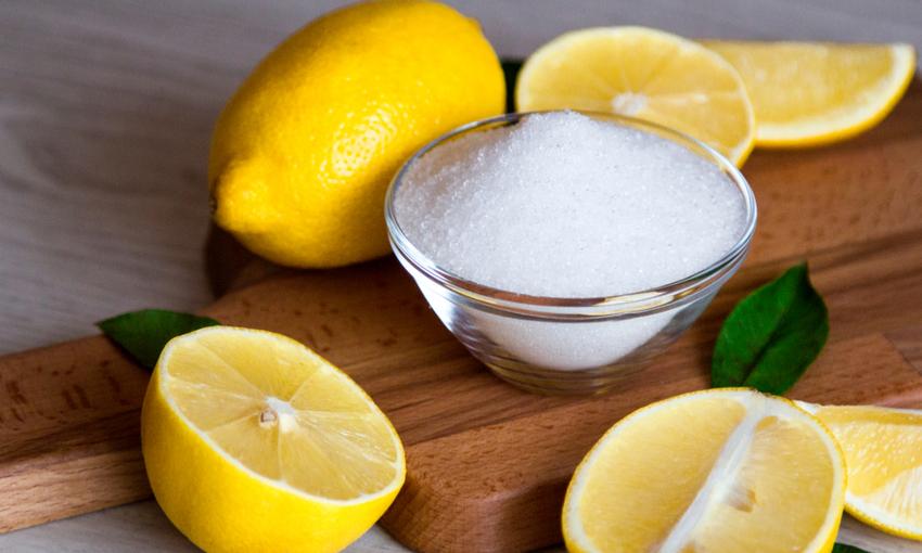 come si ottiene acido citrico