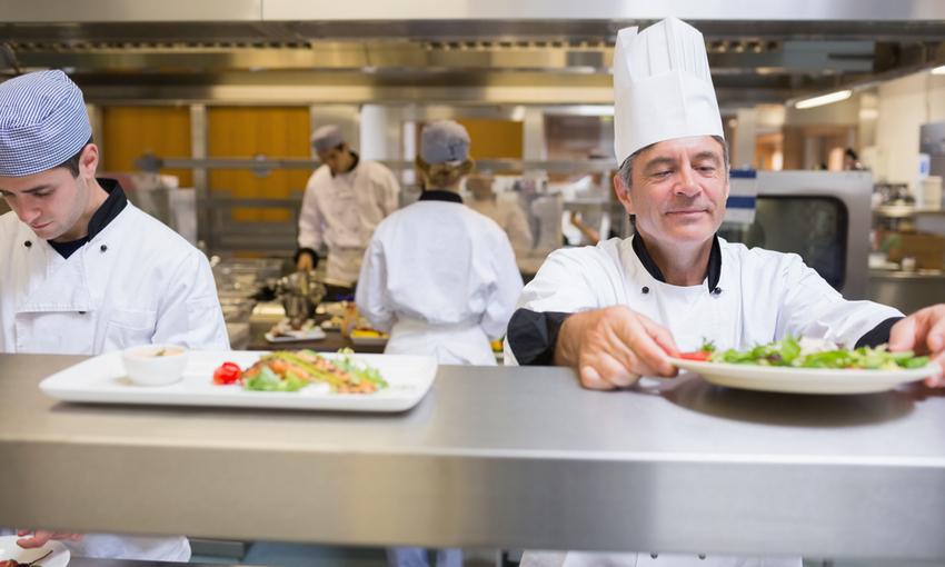 cucina professionale ruoli