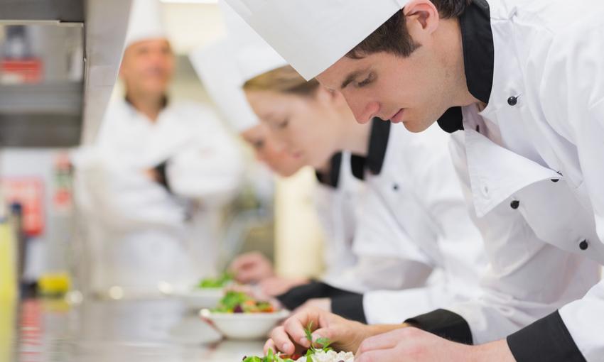 cucina ristorante ruoli