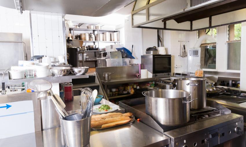 cucina ristorante