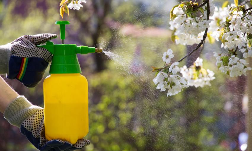 ridurre uso pesticidi