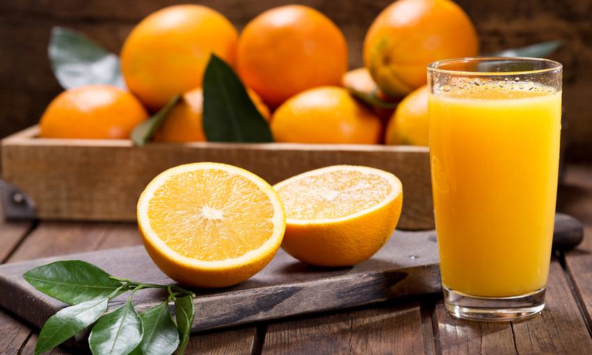 succo agrumi acido citrico