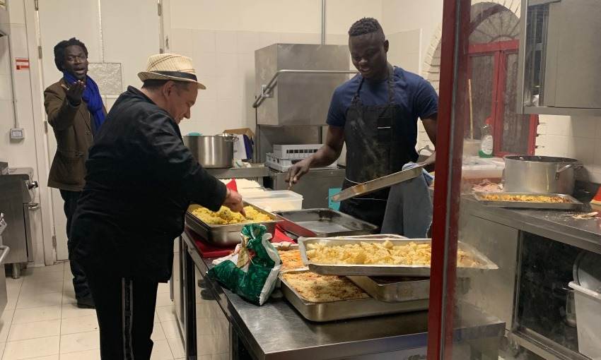 cascina casottello cucina senegalese