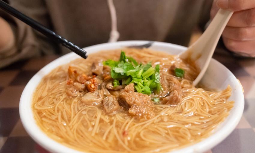 come sono fatti i noodles