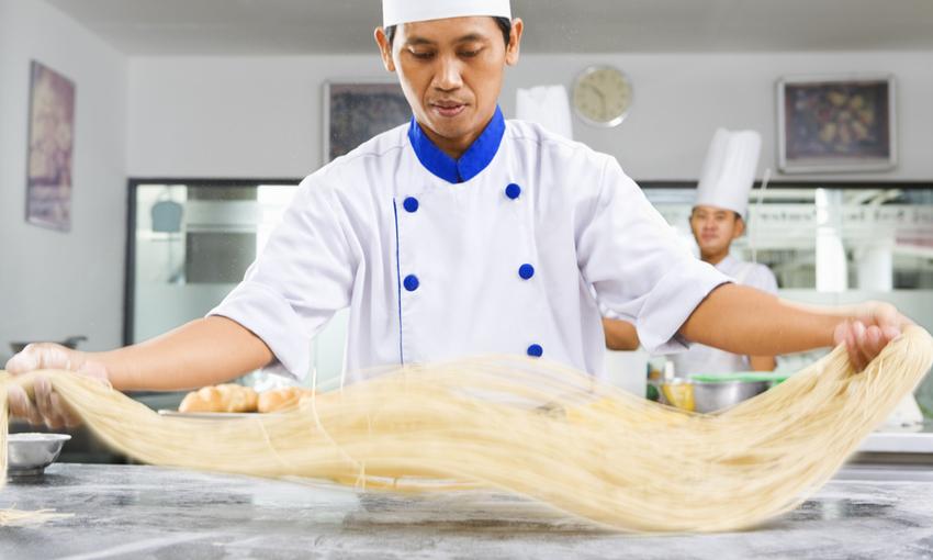 cucinare i noodles