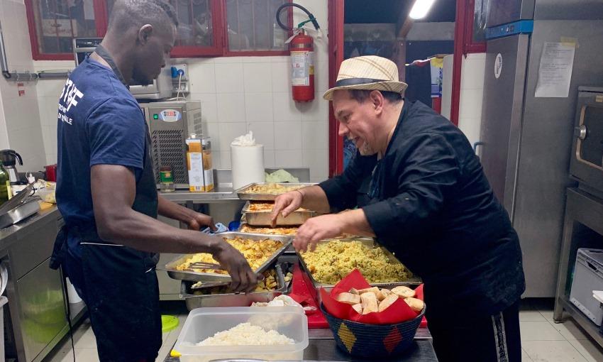 piatti senegalesi