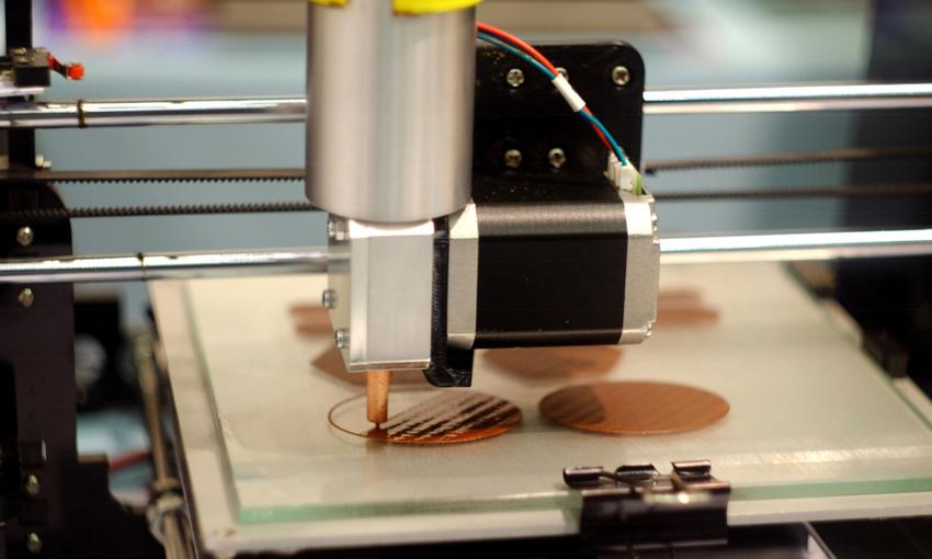 stampanti 3D per alimenti