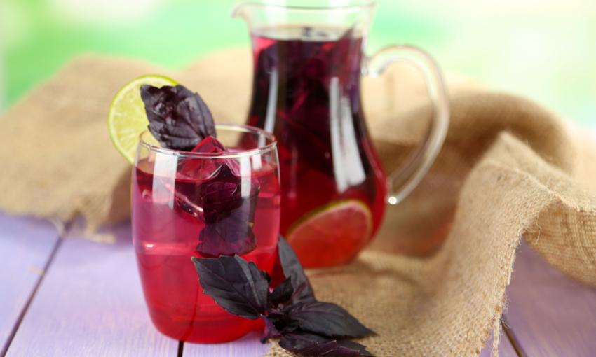 basilico rosso