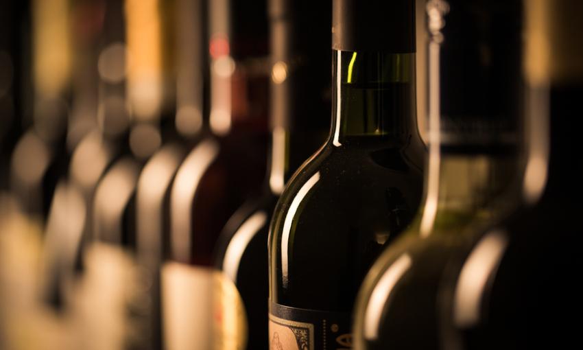 bottiglie vino annate