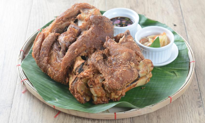 crispy pata filippine