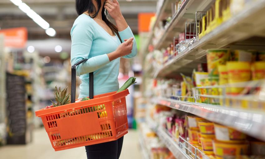 disposizione prodotti supermercato