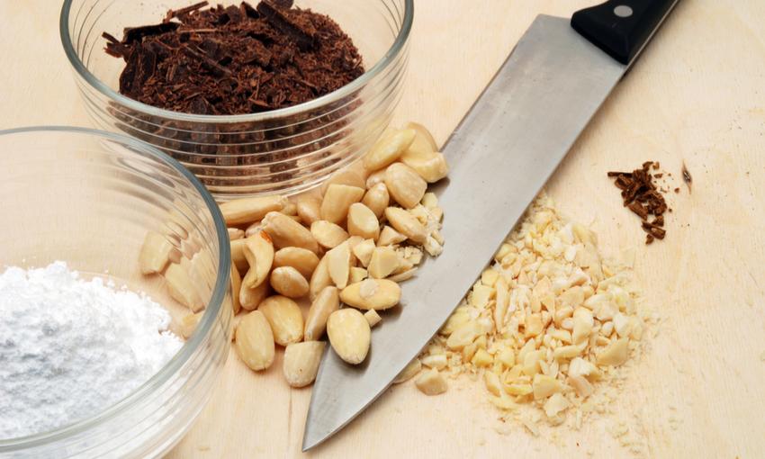 ingredienti torta caprese