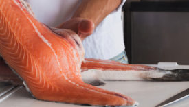 listeria nel salmone