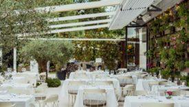mangiare all'aperto roma