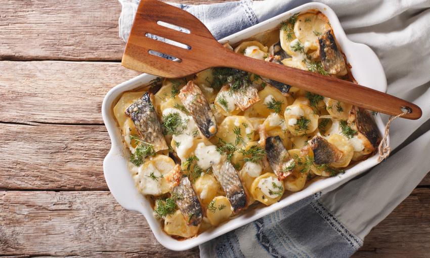 pesce spatola con patate