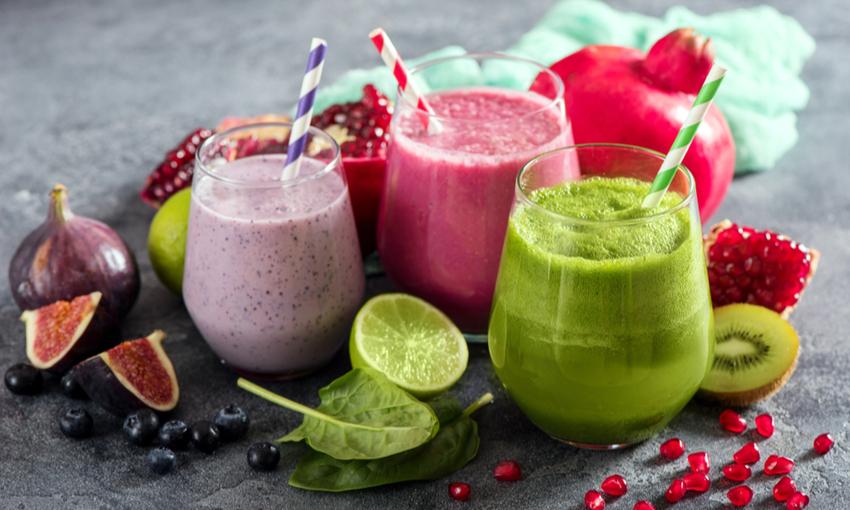 smoothie frutta