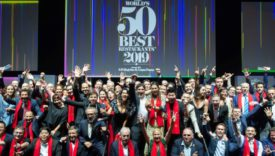 50 best restaurants 2019