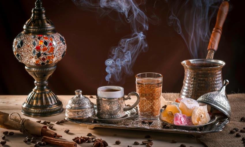 caffè palestinese