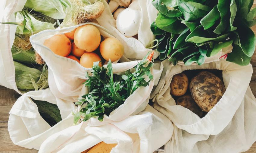 cibo sano local