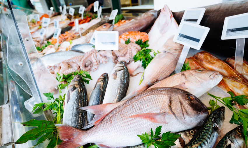 diminuzione consumi pesce
