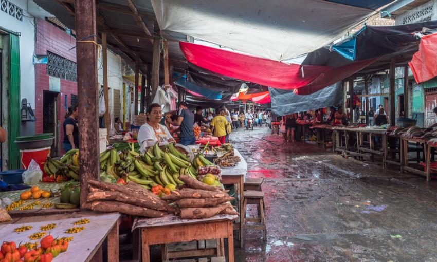 mercato perù