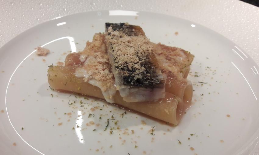 zioto sgombro foie gras idylio