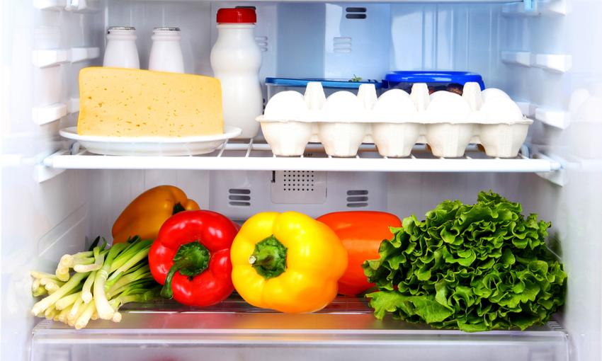 alimenti in frigo