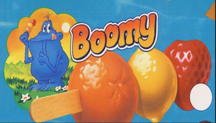 boomy gelato