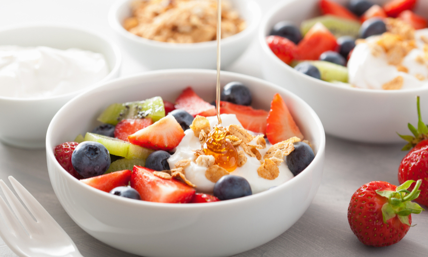 colazione sana