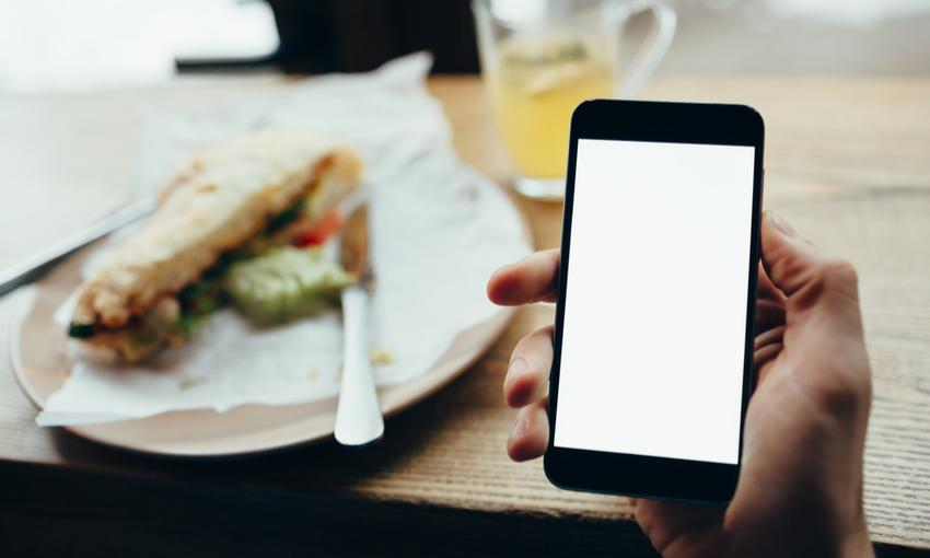 come funziona menù digitale