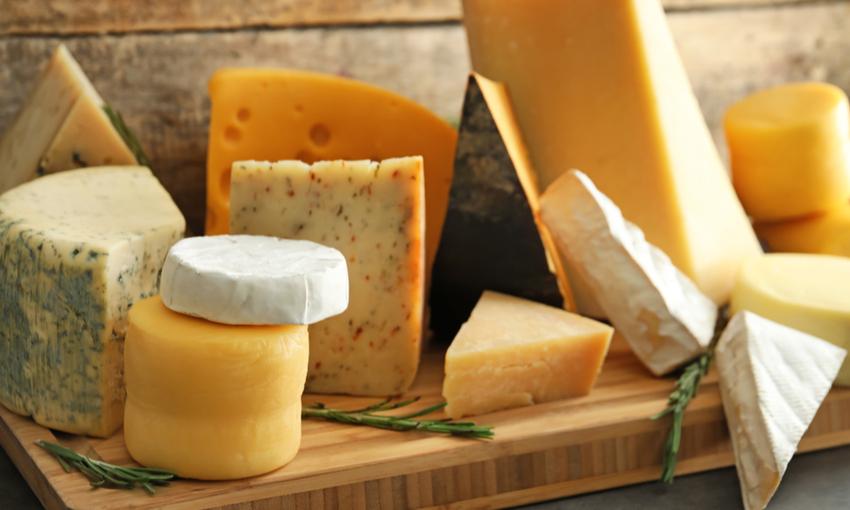 conservare formaggi in frigo