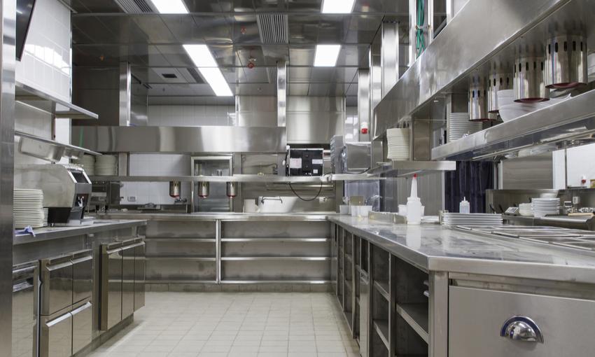 cucina ristorante professionale