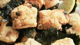 fish and chips vegano