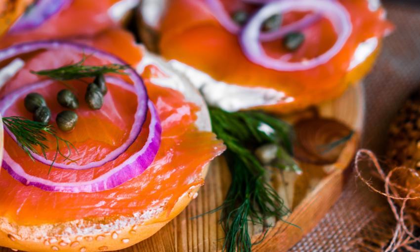friselle con salmone