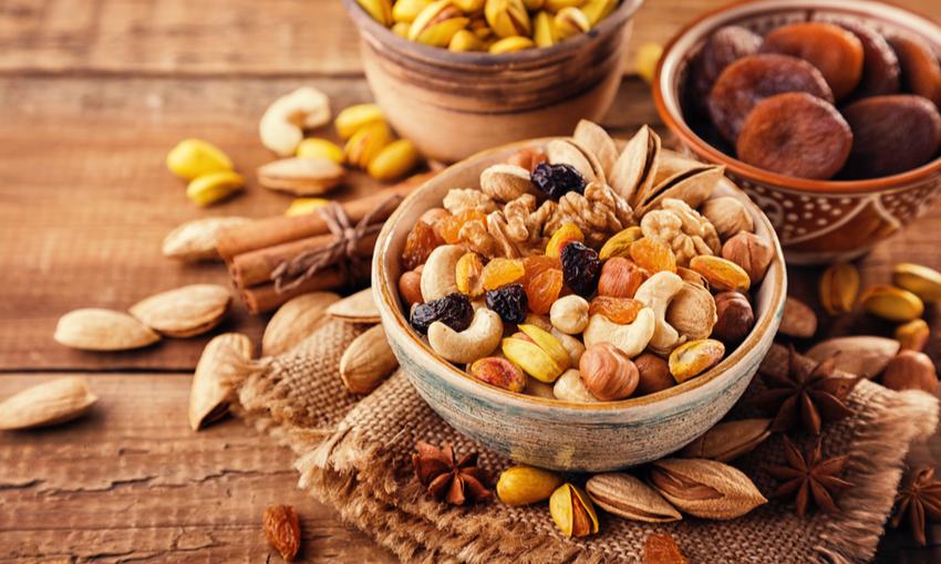 frutta secca allergia